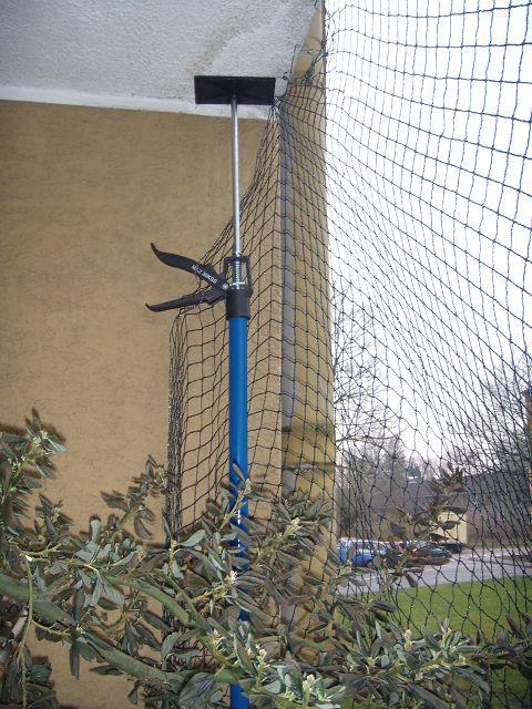 Katzennetz Balkon Befestigen Ohne Bohren: Katzennetz katzengitter f?r ...